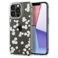 Spigen iPhone 13 Pro Hülle Case Cover Cyrill Cecile white daisy