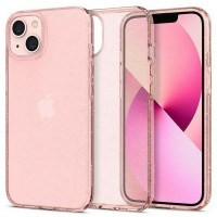 Spigen iPhone 13 Hülle Case Cover Liquid Crystal Glitter Rose