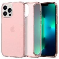 Spigen iPhone 13 Pro Hülle Case Cover Liquid Crystal Glitter Rose