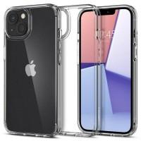 Spigen iPhone 13 Hülle Case Cover Ultra Hybrid crystal clear