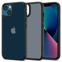 Spigen iPhone 13 Hülle Case Cover Ultra Hybrid frost schwarz