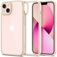 Spigen iPhone 13 Hülle Case Cover Ultra Hybrid sand beige
