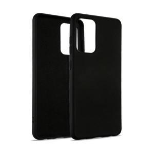 iPhone 13 mini Beline Liquid Silikon Hülle Case Cover schwarz