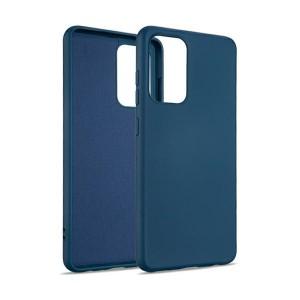 iPhone 13 Pro Max Beline Liquid Silikon Hülle Case Cover blau