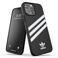 Adidas iPhone 13 Pro Max OR Molded PU Case Cover Black