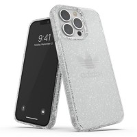 Adidas iPhone 13 Pro OR Protective Clear Case Cover transparent glitter