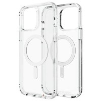 Gear4 iPhone 13 Pro Max Crystal Palace Snap MagSafe Case Cover transparent