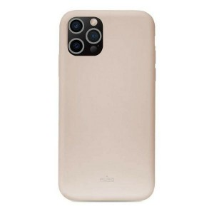 Puro iPhone 13 Pro ICON Antimicrobial Hülle Case Cover Rose