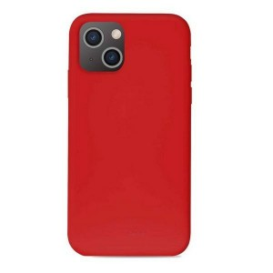 Puro iPhone 13 ICON Antimicrobial Hülle Case Cover Rot