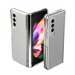Mercury Samsung Fold 3 Hülle Case Cover Transparent Clear