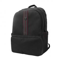 """Ferrari Notebook / Laptop Rucksack Urban 15"""" Schwarz FEURBP15BK"""