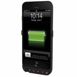 Ferrari Power Case FEFOMFPCP6BK iPhone 6S / 6 3000mAh Schwarz