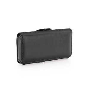 Horizontal Gürteltasche iPhone X / Xs / 11 Pro mit Gürtelclip und Sicherheitsschlaufe