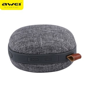 AWEI Bluetooth wasserdichter Mini Lautsprecher Y260 grau