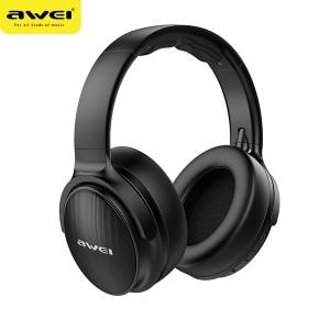 AWEI Bluetooth A780BL Kopfhörer auf Schwarz