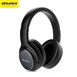 AWEI Bluetooth A950BL On-Ear-Kopfhörer schwarz