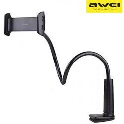 AWEI Tischhalter X3 schwarz für Tablet oder Smartphone