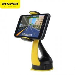 AWEI Autohalter X8 schwarz von 3,5 bis 6 Zoll