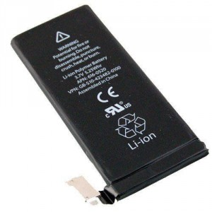 Original Apple Akku iPhone 4 APN 616-0520 1420 mAh
