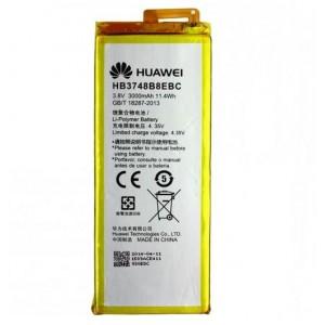 Original Huawei Akku HB3748B8EBC Ascend G7 3000mAh