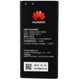 Original Huawei Akku HB474284RBC Ascend G521 / G601 / G615 2000mAh