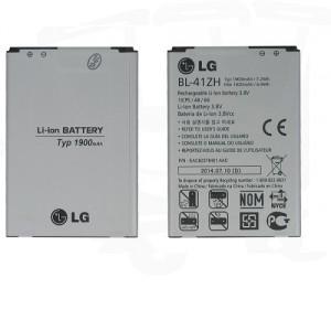 Original LG Akku BL-41ZH D213N L50 L Fino 1900mAh D290N