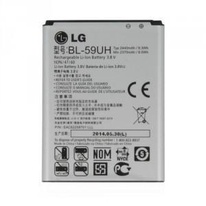 Original LG Akku BL-59UH G2 Mini D620 2440mAh