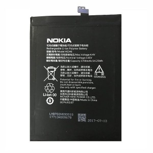 Original Nokia Akku 7 Plus HE346 3700mAh