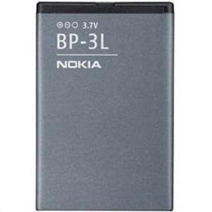 Original Nokia Akku BP-3L Lumia 610 / 710 / Asha 303 1300mAh