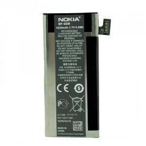 Original Nokia Akku BP-6EW Lumia 900 1830mAh
