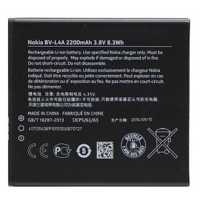 Original Nokia Akku BV-L4A Lumia 830 2200mAh
