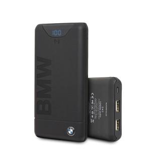 BMW Powerbank Wireless BMWCPB10KLOB 10000mAh Schwarz