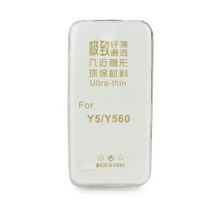 Ultra Slim 0,3 Hülle Huawei Y5 2019 Transparent