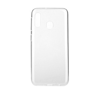 Ultra Slim 0,3 Hülle Samsung A20e Transparent