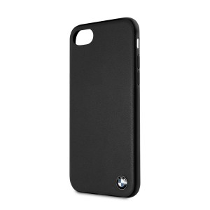 BMW PC Hülle / Hardcase BMHCP7LGLSCBK iPhone 8 Plus / 7 Plus Schwarz