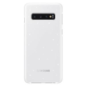 Original Samsung LED Cover EF-KG973CW Galaxy S10 G973 weiß