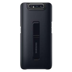 Original Samsung Standing Cover EF-PA805CB Galaxy A80 A805 schwarz