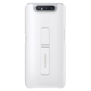 Original Samsung Standing Cover EF-PA805CW Galaxy A80 A805 weiß