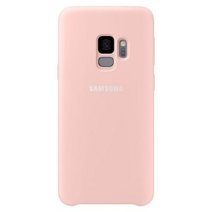 Original Samsung Silicone Cover EF-PG960TP Galaxy S9 G960 Rose