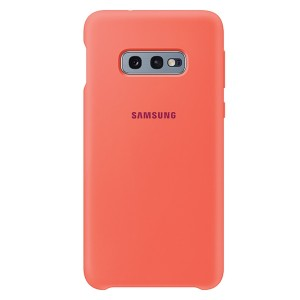 Original Samsung Silicone Cover EF-PG970TH Galaxy S10e G970 orange