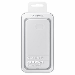 Original Samsung Clear Cover EF-QA520TT Galaxy A5 2017 A520