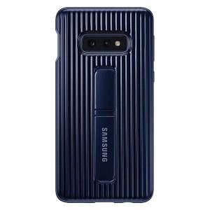 Original Samsung Protective Standing Cover EF-RG970CL Galaxy S10e blau