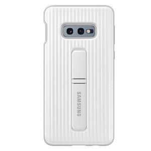 Original Samsung Protective Standing Cover EF-RG970CW Galaxy S10e weiß