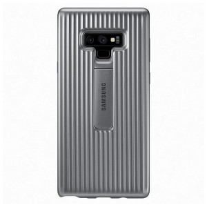 Original Samsung Protective Standing Cover EF-RN960CS Galaxy Note 9 N960 silber