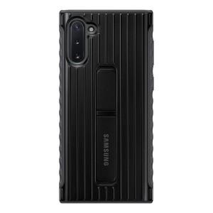 Original Samsung Protective Standing Cover EF-RN970CB Galaxy Note 10 N970 schwarz