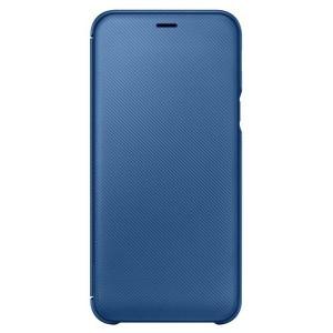 Original Samsung Wallet Case EF-WA600CL Galaxy A6 2018 A600 blau