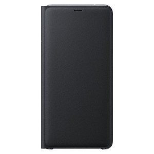 Original Samsung Wallet Case EF-WA920PB Galaxy A9 2018 A920 schwarz