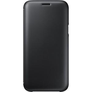 Original Samsung Wallet Case EF-WJ530CB Galaxy J5 2017 schwarz