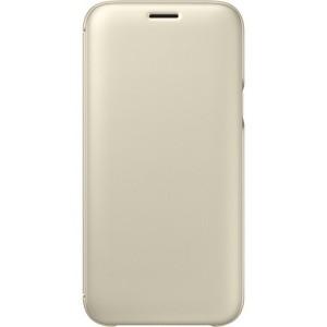 Original Samsung Wallet Case EF-WJ530CF Galaxy J5 2017 gold