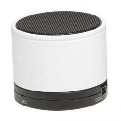 Bluetooth Lautsprecher weiß 3W